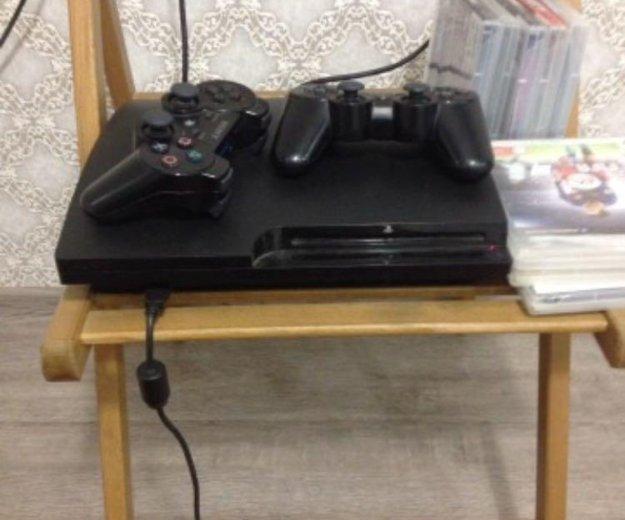 Sonyplastation 3 + игры. Фото 1. Краснодар.