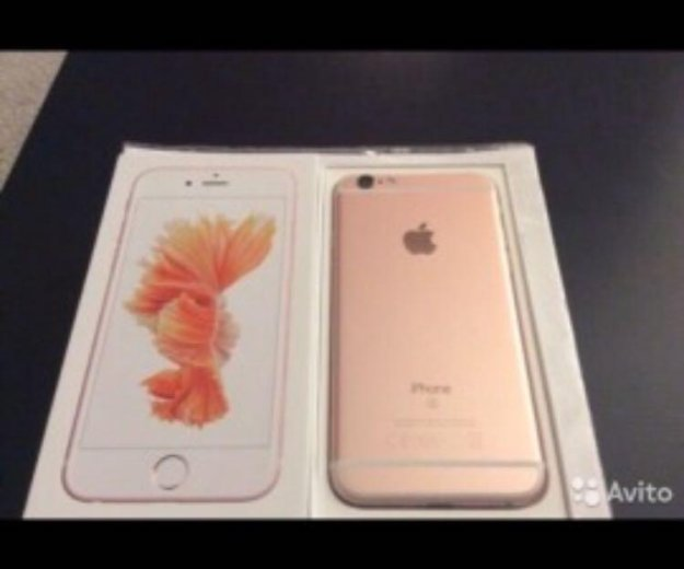 Iphone 6s rose gold. Фото 1. Дзержинск.
