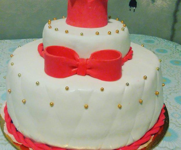 Домашние торты. Фото 1. Томск.