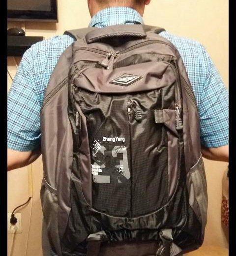 Рюкзак 40 литров. Фото 1. Мытищи.