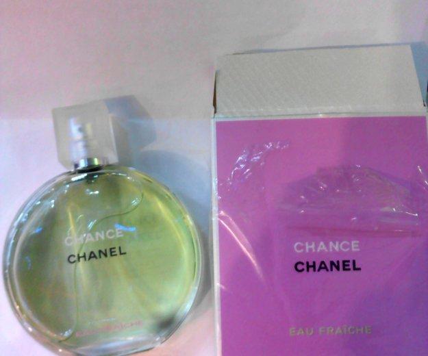 Chanel chance fresh. Фото 1. Москва.