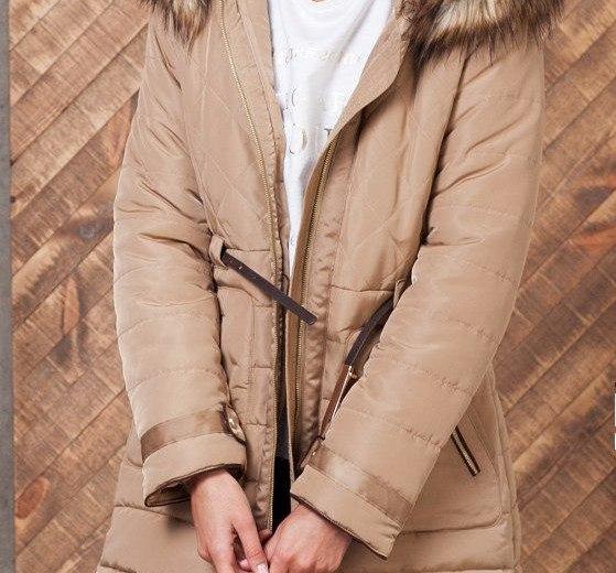 Куртка женская зимняя. Фото 2. Подольск.