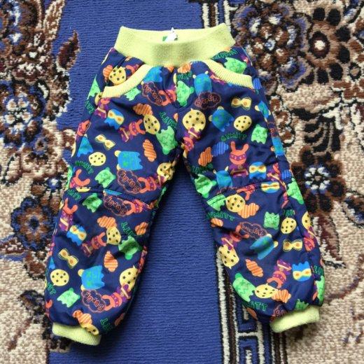 Детские брюки. Фото 1. Москва.