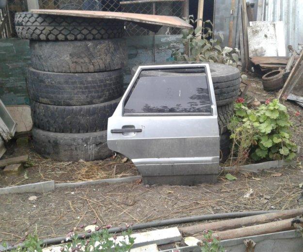 Правый задний дверь ваз 2114. Фото 2. Казань.
