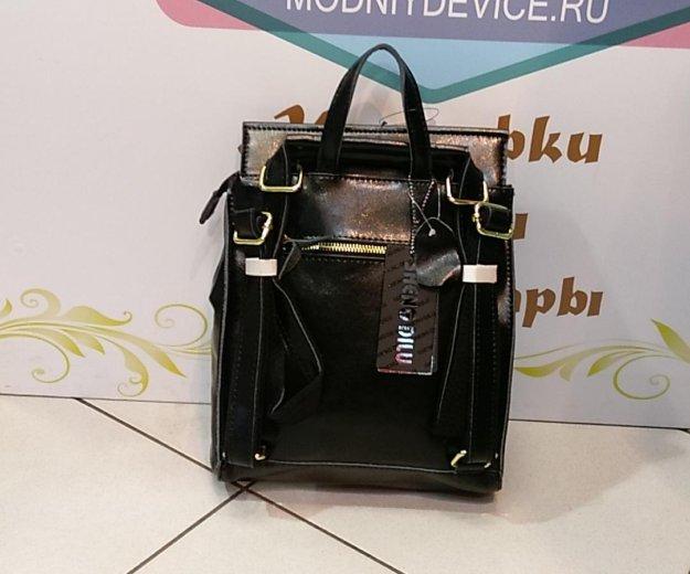 Кожаные рюкзаки. Фото 2. Москва.