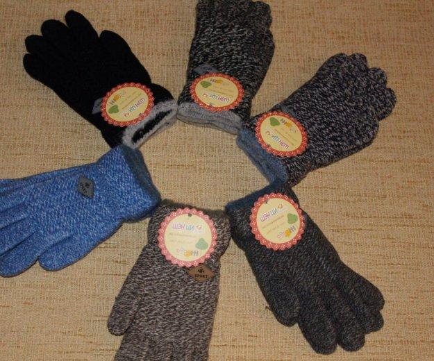 Новые перчатки. Фото 1. Железнодорожный.