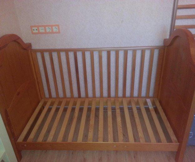 Кровать 70х140 mothercare. Фото 3. Москва.