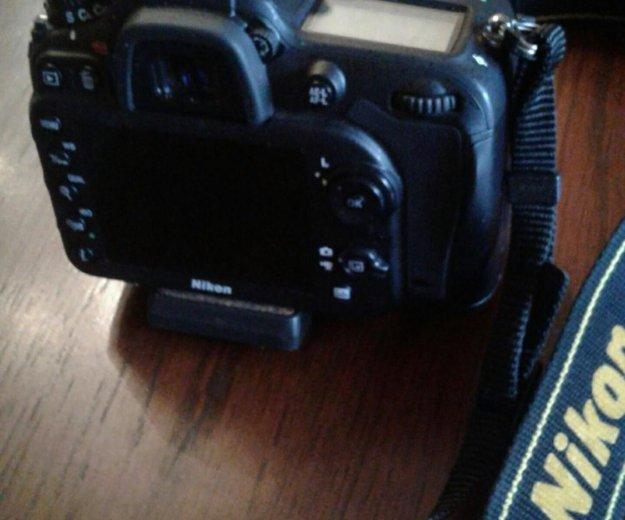Фотоаппарат nikon d7100. Фото 2. Рязань.