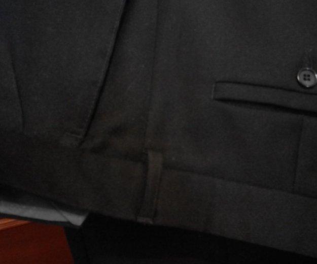 Костюм мужской черный. Фото 3. Зеленоград.
