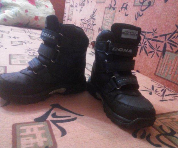 Зимняя обувь. Фото 2. Тольятти.