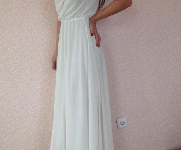 Платье в пол. Фото 2. Красноярск.