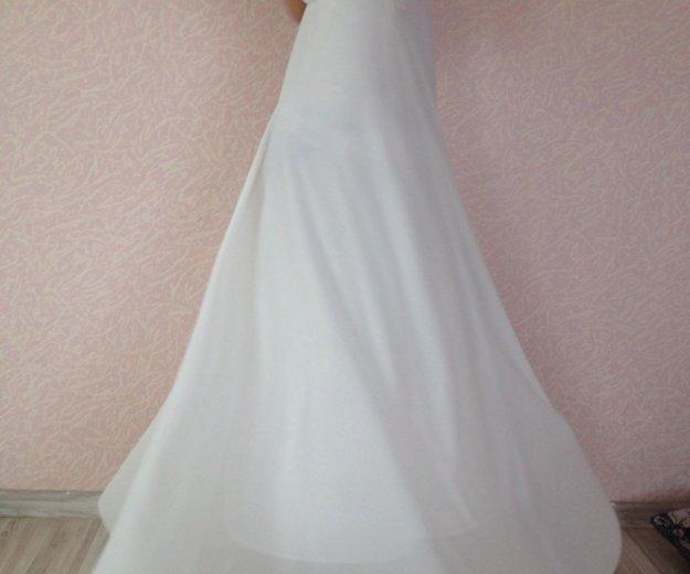 Платье в пол. Фото 3. Красноярск.