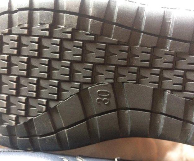 Детские туфли. Фото 1. Северская.