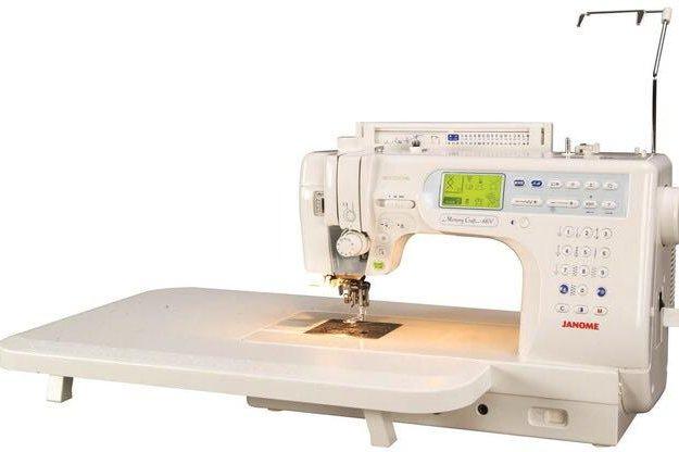 Швейная машинка janome memory craft 6600p. Фото 2. Свердловский.