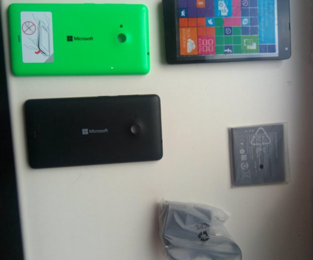 Microsoft lumia 535 dual sim. Фото 4.