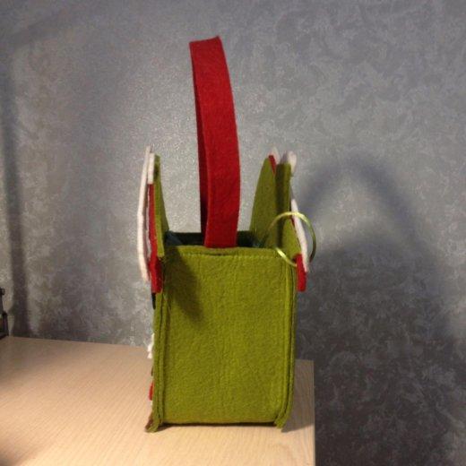 Новогодняя сумочка. Фото 1. Новосибирск.