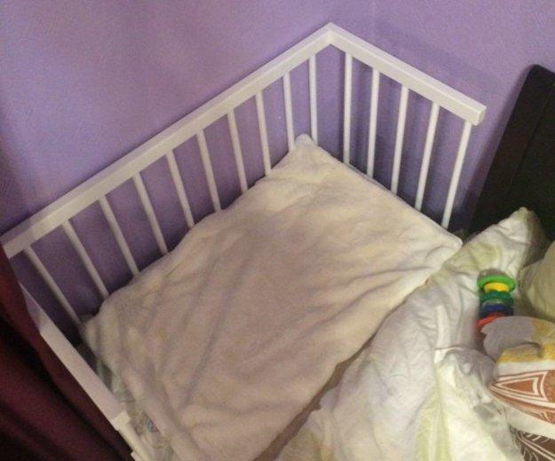 Детская кровать, колыбель малуша. Фото 4.