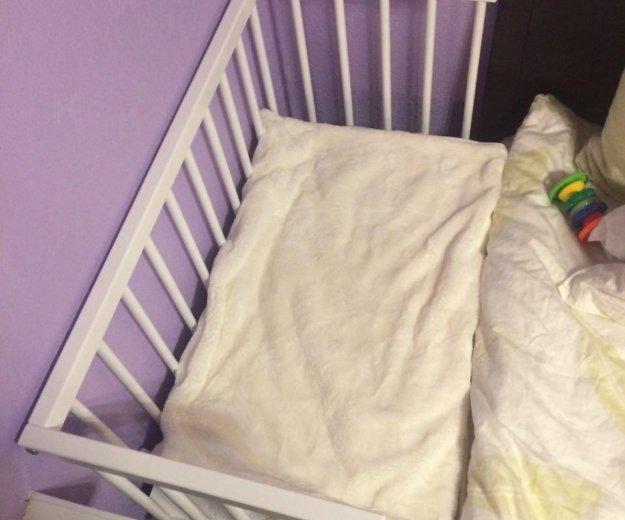 Детская кровать, колыбель малуша. Фото 3.