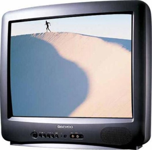 Телевизор daewoo kr14e5. Фото 1. Солнечногорск.