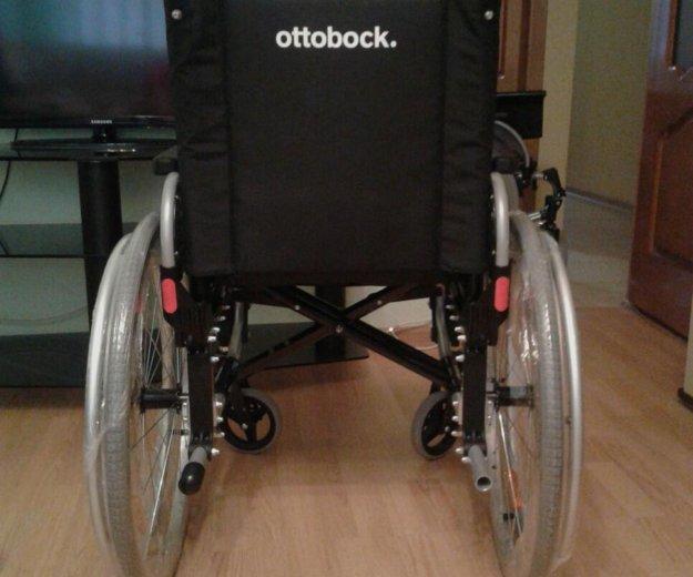 Кресло-коляска инвалидная комнатная. Фото 2. Полтавская.