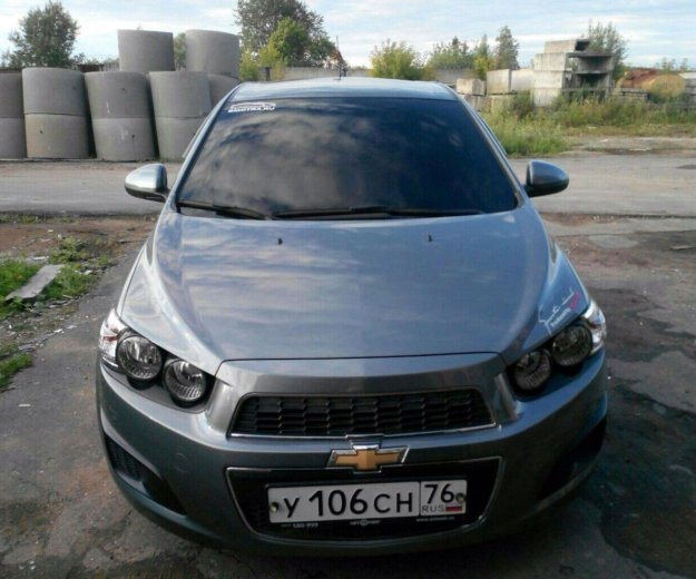 Chevrolet aveo 1,6 at, 2013. Фото 1. Рыбинск.