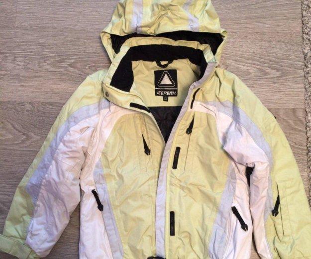 Куртка айспик, рост 128. Фото 4. Зеленоград.