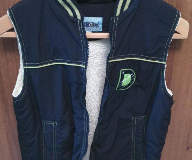 "Куртка для мальчика зимняя ""danilo"" рост 134 см. Фото 2. Тула."