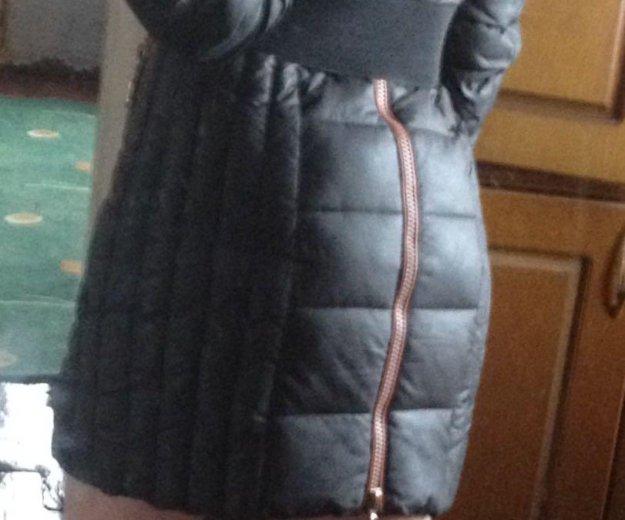 Зимняя куртка. Фото 1. Прокопьевск.