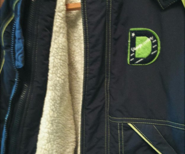 "Куртка для мальчика зимняя ""danilo"" рост 134 см. Фото 3. Тула."