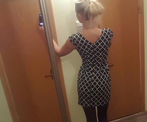 Платье летнее с молнией. Фото 2. Москва.