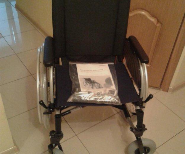 Коляска-кресло инвалидное прогулочное. Фото 1. Полтавская.