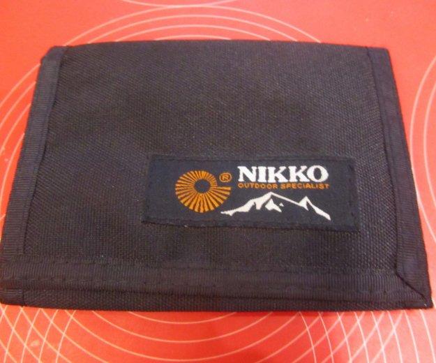 Кошелек nikko фирмы outdoor. Фото 1. Балашиха.