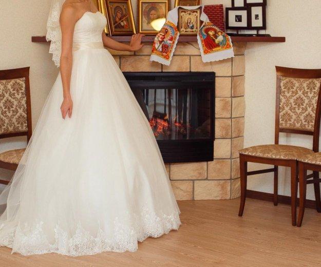 Свадебное платье. Фото 1. Чебоксары.