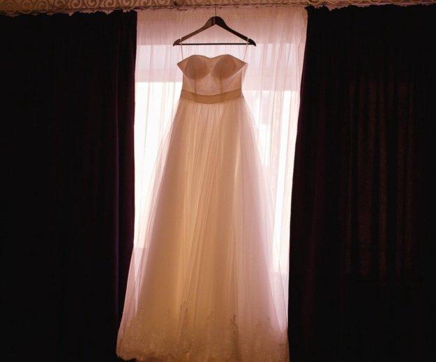 Свадебное платье. Фото 2. Чебоксары.