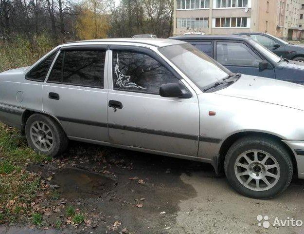 Машина. Фото 2. Домодедово.