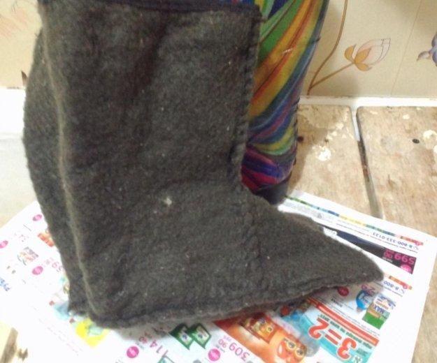Резиновые сапожки. 34 р-р. Фото 3. Саратов.