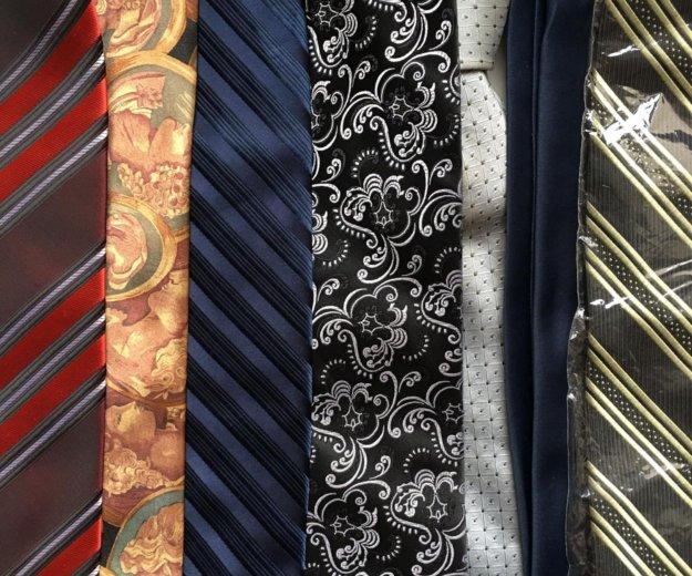 Набор галстуков. Фото 1. Москва.