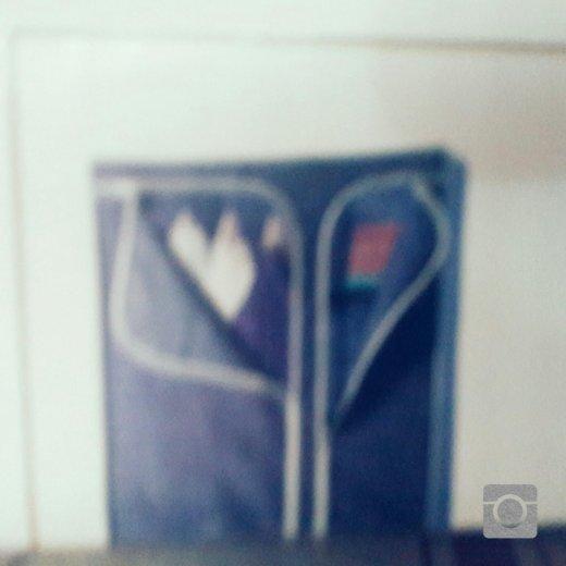 Тканевыц шкаф. Фото 1. Томск.