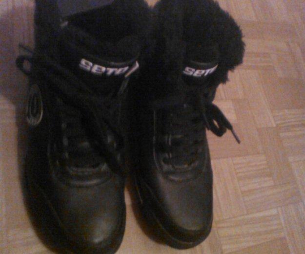 Спортивные кроссовки зимние. Фото 1. Ульяновск.
