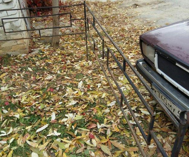 Ограда для могилы на 2 места. Фото 1. Липецк.