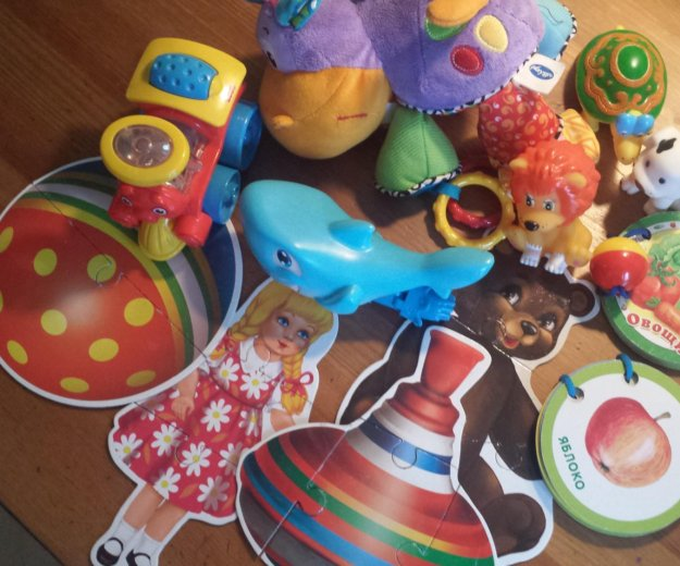 Игрушки все. Фото 3. Москва.