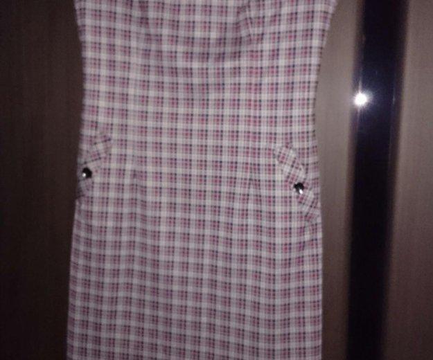 Платье с карманами. Фото 1. Самара.