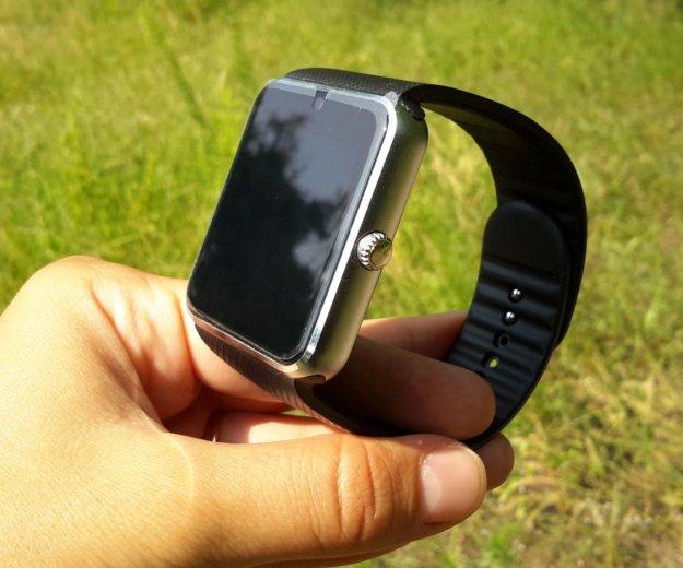 Умные часы smart watch gt08, w8 + подарок. Фото 1. Воронеж.