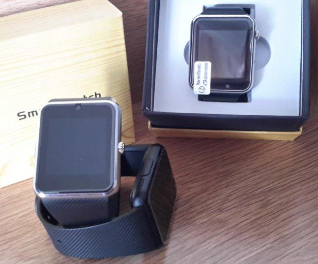 Умные часы smart watch gt08, w8 + подарок. Фото 2. Воронеж.