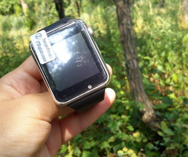 Умные часы smart watch gt08, w8 + подарок. Фото 3. Воронеж.