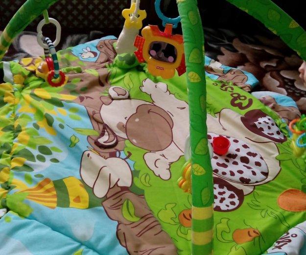 Развивающий коврик. Фото 1. Новосибирск.