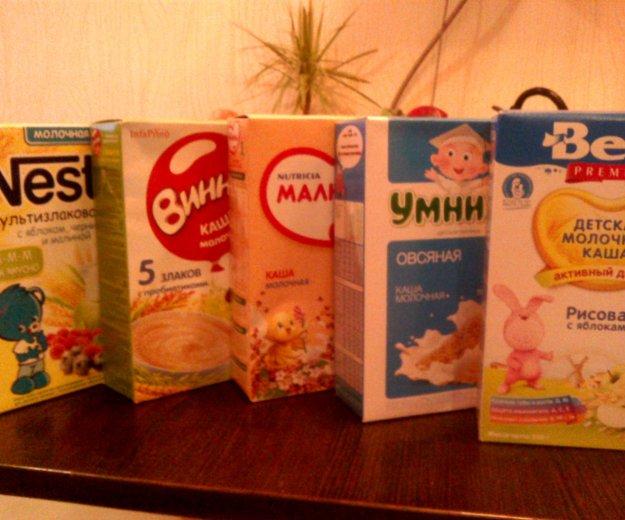 Детские молочные смеси. Фото 2.