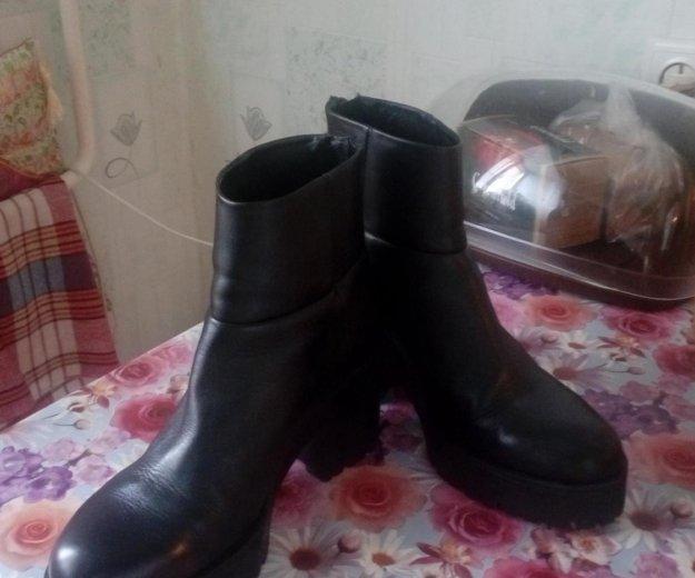 Ботинки zara. Фото 1.