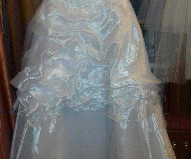 Свадебное платье. Фото 2. Череповец.