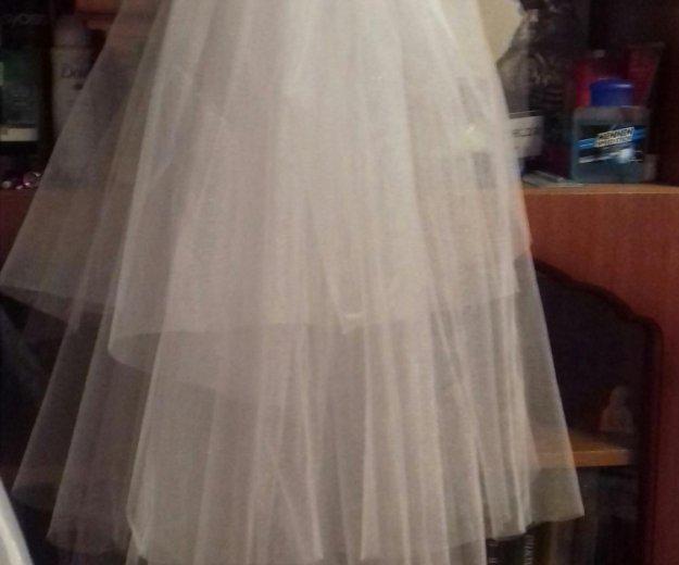 Свадебное платье. Фото 3. Череповец.